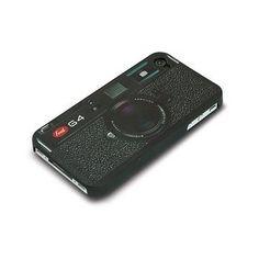 Retro camera case for Iphone 4