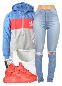 Nike outfits, swag outfits, fall outfits, high school outfits, inspired out Outfit Ideas For Teen Girls, Swag Outfits For Girls, Cute Outfits For School, Cute Swag Outfits, Cute Comfy Outfits, Teen Fashion Outfits, Teenager Outfits, Teenage Girl Outfits, Dope Outfits