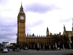 The Palace of Westminster - from 'London on a Budget'