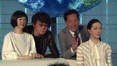 Japón es mundialmente conocido como el país tecnológico y no nos queda duda al conocer una nota, en donde una universidad japonesa, presentó un par de androides que podrían ser los sucesores de todos los periodistas, ya que tienen virtudes muy atractivas: no cometen errores de dicción, no envejecen, no se cansan y sobre todo no cobran! #miguelbaigts