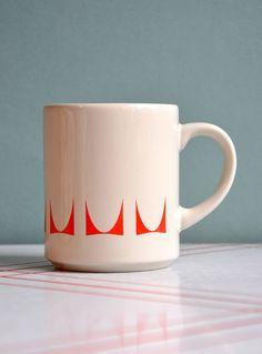 Hold for Rafferty - Herman Miller Mug. $34.00, via Etsy.
