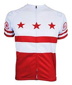 1efdefff3 Washington DC Flag Men s Cycling Jersey Review Men s Cycling
