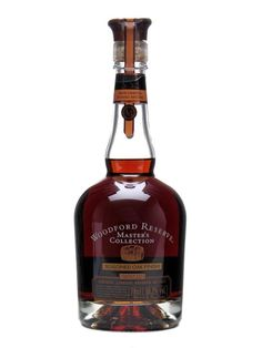Woodford Reserve Masters / Seasoned Oak Finish : Buy Online - The Whisky Exchange