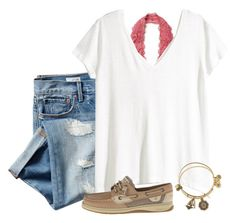 A fashion look from February 2016 featuring curved hem t shirt, lace underwire bra and bracelets bangle. Browse and shop related looks. Cute Teen Outfits, Outfits For Teens, Chic Outfits, Fashion Outfits, Jean Outfits, Work Outfits, Teen Fashion, Fall Winter Outfits, Summer Outfits