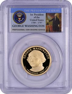 George Washington was the first President of the United States from 1789- 1797
