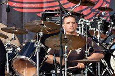 Brain Rowan Alex Shumaker drummers drum coach and drummer with Against the Grain band.