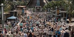 Jurassic World is right round the corner. We've compiled all the videos and images so far and a few details of what to expect from the new Jurassic Park. Jurassic Park Film, Jurassic World Trailer, Jurassic World 2015, New Movies Coming Out, Action Film, Most Visited, Good Movies, I Movie, Street View