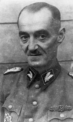 Oskar Dirlewanger, SS Special Commando