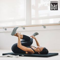 The butterfly stretch releases and relaxes your lower back muscles and wraps your outer glute muscles closer to their underlying bones. It stretches your glutes and lower back as well as the muscles that connect to your IT band. This stretch is eye-popping at first, but quickly becomes more relaxing.