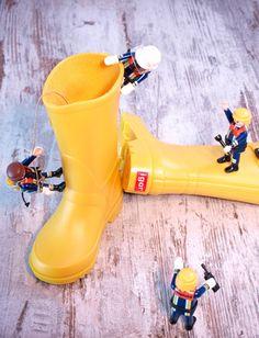 Rainboots from Igor