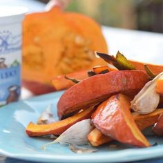 Pečená dýně – Hollandia Sweet Potato, Carrots, Tacos, Potatoes, Vegetables, Ethnic Recipes, Food, Potato, Essen