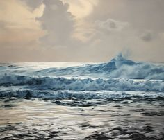 Hyper Realistic Pastel Drawings of the Maldives by Zaria Forman