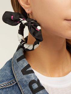 Diy Earrings Kit, Diy Earrings Making, Fabric Earrings, Drop Earrings, Wire Jewelry Designs, Jewelry Trends, Diy Jewelry, Handmade Jewelry, Jewellery