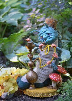 Guest Artist Scott Smith – Rucus Studio – Art Dolls Only Paper Clay, Clay Art, Paper Mache, Diy Halloween Decorations, Halloween Crafts, Vintage Halloween, Pottery Studio, Pottery Clay, Slab Pottery