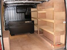 Plywood Linings, Rear Seat Conversions, Shelving, Racking supplied and fitted by Multum Commercial Vehicle Conversions Van Storage, Trailer Storage, Tool Storage, Garage Storage, Mobile Workshop, Car Workshop, Work Trailer, Utility Trailer, Commercial Van