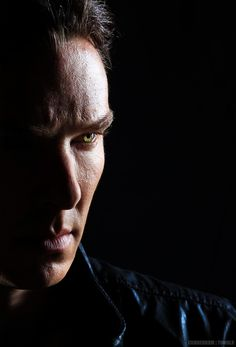 Actor Benedict Cumberbatch is photographed for Los Angeles Times on April 22, 2012 in Venice, California.