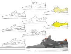Vans LXVI Concepts by Erik Hernandez