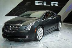 Unveiled! Cadillac ELR