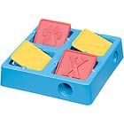 Kyjen Dog Games Tic Tac Twirl Dog Toy Puzzle