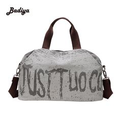 Vintage Womens Duffel Bag Canvas Women Travel Bags Carry On Luggage Bags  Travel Tote Large Capacity 84cf097774