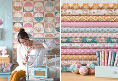 The Spring Diaries Quilt – Free Pattern!