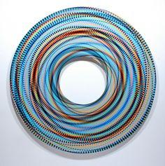 Eric Zammitt, Psychosium Loops, 2016, Scott Richards Contemporary Art
