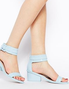 Image 4 of ASOS HEROIC Heeled Sandals