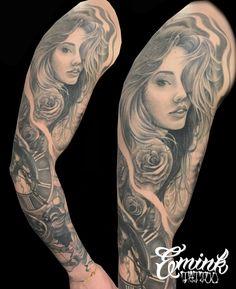 https://www.instagram.com/p/BN_fIi0A_b3/?taken-by=emink_tattoo one of the best pieces of 2016 #tattoo #tattoogirl #tattoodesign #tattoowork #tattooshop #tattooart #tattoolove #tattoosleeve #tattooblackandgrey #tattoooftheday #tattoochicano #chicanotattoo #tattooedgirls #blackandgraytattoo #blackandgrayhalfsleeve #goodmorning #bestof2016 #italiantattooartist #vicenzatattoostudio #vicenzatattoo #padovatattoostudio #padovatattoo #emink #eminktattoo #eminktattoostudio