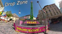 Villacher Kirchtag 2019 Drop Zone 360° VR Onride Drop Zone, Kirchen, Fair Grounds, Fun, Travel, Outdoor, Viajes, Trips, Tourism