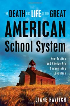 I believe this woman was appointed by Bush to help run NCLB.  She later wrote a book on how the NCLB system does not work for our kids.
