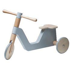 Sebra scooter, grey