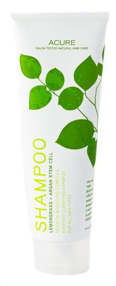 Acure Organics Everyday Clarifying Shampoo