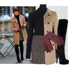 """""""Lea Michele Style"""" by clairebb on Polyvore"""