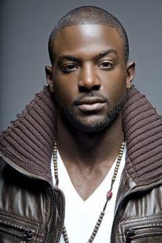 most handsome black man