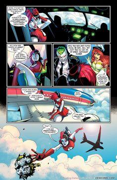 Harley Quinn 020 (2015) ………………………… | View Comic