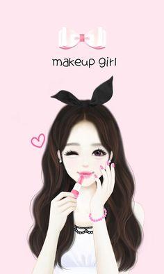make up enakie