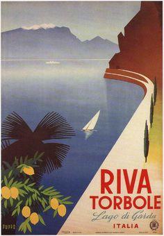 Italian Holidays Vintage Posters