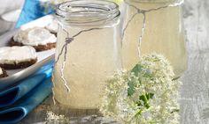 Žele s cvjetovima bazge i pjenušcem Recept | Dr. Oetker