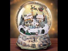 Снежный шар - YouTube