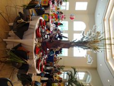 Duck Dynasty Party (Holiday Tables 2013-Idlewild Baptist Church)