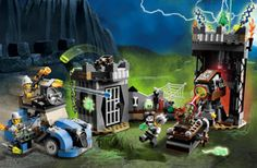 LEGO.com Monster Fighters