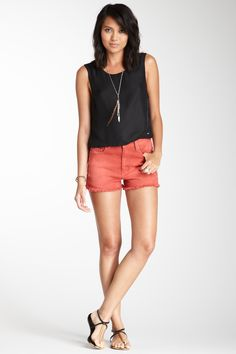 RVCA My Fire Color Short