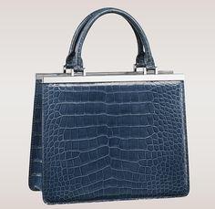 aabf5fb4713c7f Louis Vuitton Deesse PM Blue Crocodile Handbags, Louis Vuitton Handbags,  Purses And Handbags,