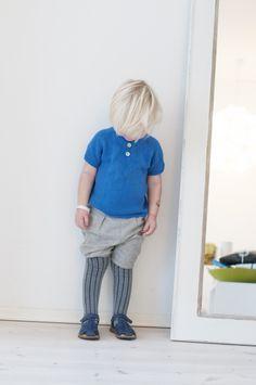 Gustav & Berta Little Ones, Normcore, Knitting, Kids, Style, Fashion, Young Children, Swag, Moda