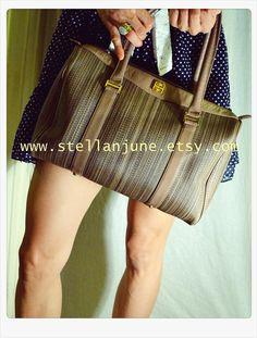 vintage Givenchy Paris doctor bag