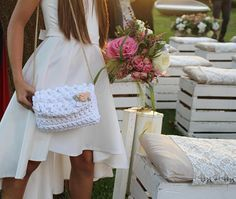 Small Bag Pattern Cr