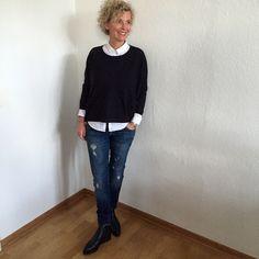 Der Herbst ist da- Pulloverideen | women2style