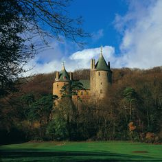 Castell Coch (Red Castle), Wales