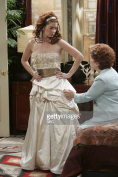 Grace Adler - Will and Grace (green card wedding)