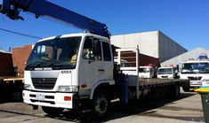 Make your business run flawlessly with the efficient transport service while hiring trucks on hire, according to your need, rather than purchasing them and adding cost to the company.  #Truckhire  #Melbourne,#CraneTruckhire